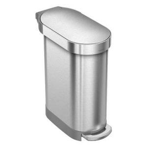 Simplehuman Slimline Pedaalemmer 45 Liter