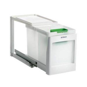Stala EKO 2 PK Inbouwafvalemmer 20 Liter
