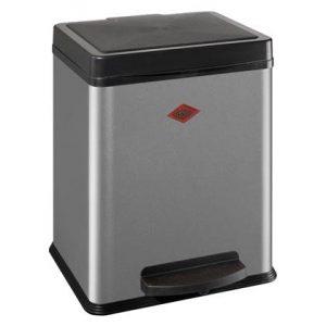 Wesco Double Bin Duo Afvalemmer 20 Liter (2x 10 Liter)