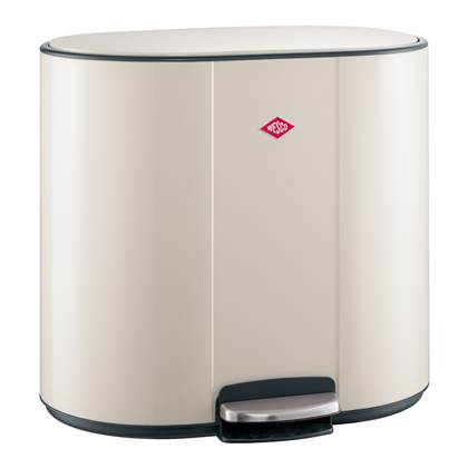 Wesco Multi Collector Afvalemmer 50 Liter (2x25 Liter)