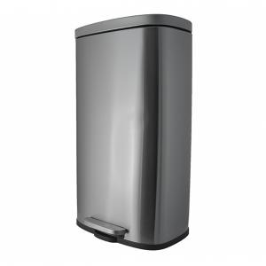 Afvalemmer/ pedaalemmer 30 liter Coninx Steeldesign Niyo