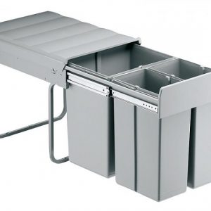 Afvalemmer Wesco trio maxi 40 liter
