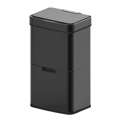 Homra Nexo Zwart 72 Liter (48+12+12 Liter)