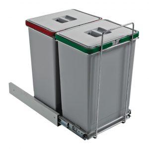 Inbouw afvalemmer Copa B-1040 48 liter