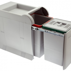 Inbouw afvalemmer Copa W-5000 24 liter BIO