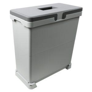 Losse (lade) afvalemmer 33 liter met bio-deksel