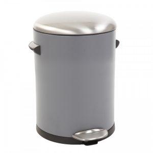 EKO pedaalemmer Belle - 3 liter - grijs - Xenos