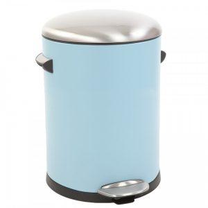 EKO pedaalemmer Belle - 5 liter - lichtblauw - Xenos