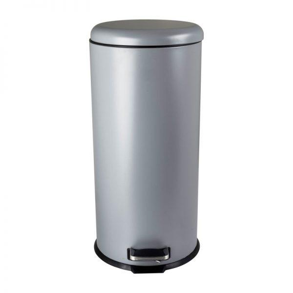 Pedaalemmer colour - grijs - 30 liter - Xenos