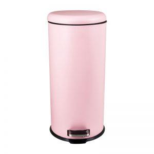 Pedaalemmer colour - roze - 30 liter - Xenos
