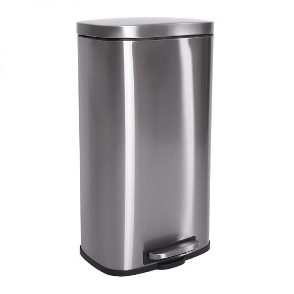 Pedaalemmer - metaal/kunststof - 30 liter - Xenos