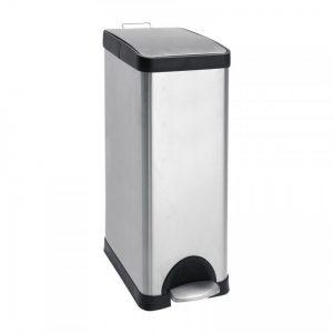 Pedaalemmer rechthoek - 30 liter - Xenos