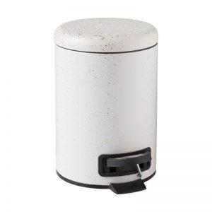 Pedaalemmer spetters - wit/goud - 3 liter - Xenos
