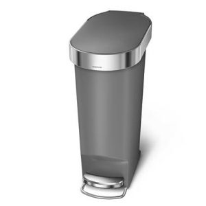 Simplehuman Slim Afvalemmer 40 Liter