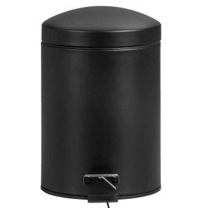 Pedaalemmer Pedro 5l - zwart - 30xØ20