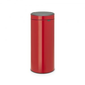Brabantia Touch Bin 30 l - Passion Red