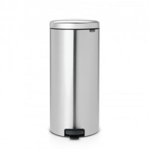Brabantia newIcon prullenbak - 30 liter - matt steel fingerprint proof