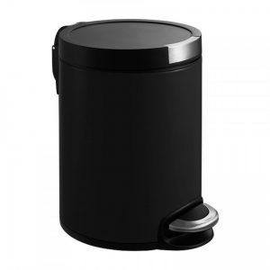 EKO pedaalemmer artistic - 5 liter - zwart - Xenos
