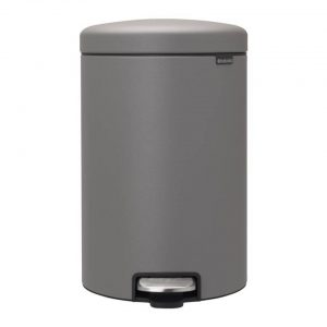 Brabantia - NewIcon Pedaalemmer 20L Mineral Grey