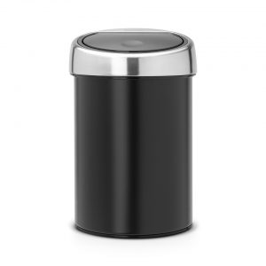 Brabantia Touch Bin 3 l - Matt Black