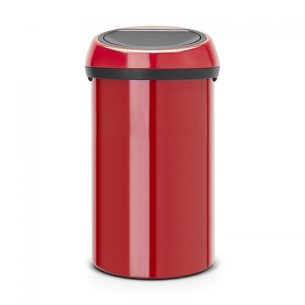Brabantia Touch Bin 60 l - Passion Red