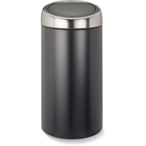 Brabantia Touch Bin afvalscheider - 2 x 20 liter - matt black