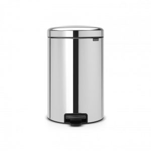 Brabantia newIcon pedaalemmer 20 l - Brilliant Steel