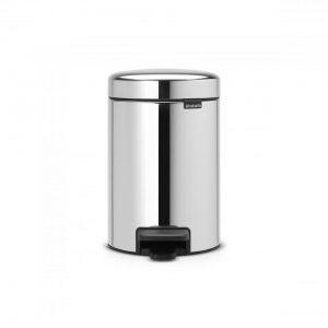 Brabantia newIcon pedaalemmer 3 l - Brilliant Steel
