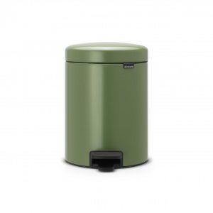 Brabantia newIcon pedaalemmer 5 l - Moss Green