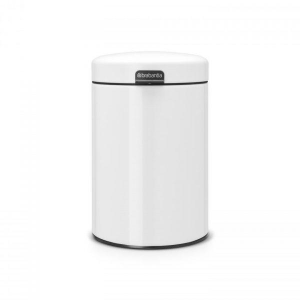 Brabantia newIcon wandafvalemmer - 3 l - White