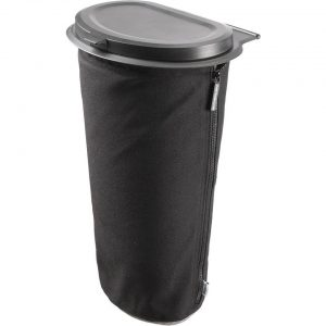 Cartrash autoprullenbak Regular 9 liter grijs