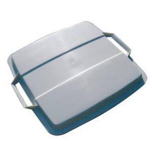 Durable deksel Durabin 90 liter