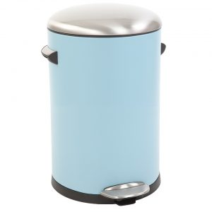 EKO Belle Deluxe pedaalemmer 12 l - sandcoated blue