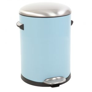 EKO Belle Deluxe pedaalemmer 3 l - sandcoated blue