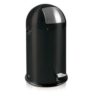EKO Kickcan pedaalemmer - 33 l - mat zwart