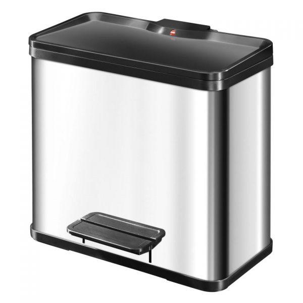 Hailo Öko Duo Plus afvalscheider - 9 + 17 liter