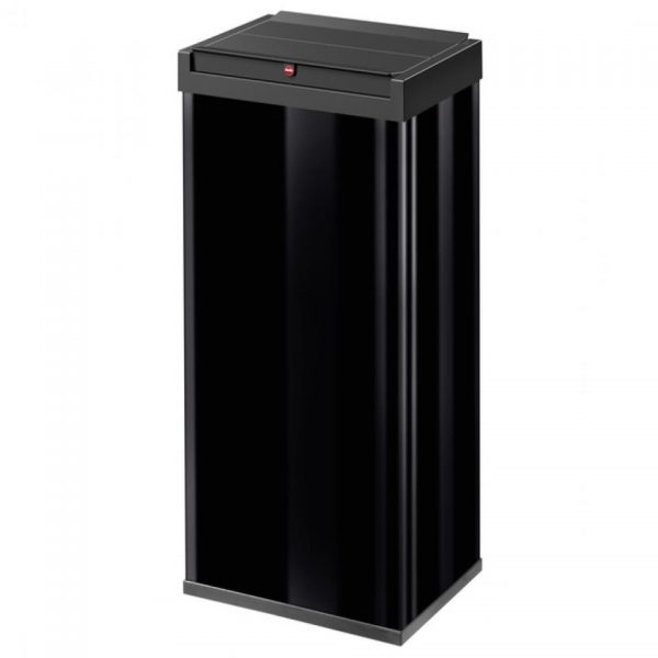Hailo Big-Box Swing afvalbak - maat XL - 52 liter - zwart