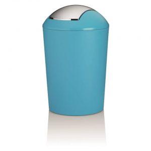 Marta Afvalemmer Swing - 25 liter - Turquoise - Kela