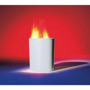 Papierbak HAN 13 liter vlamdovend lichtgrijs