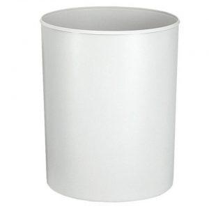 Papierbak HAN 20 liter vlamdovend lichtgrijs