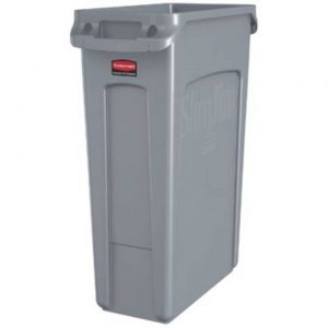Rubbermaid afvalcontainer Slim Jim
