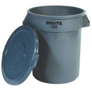 Rubbermaid deksel voor afvalcontainer Brute
