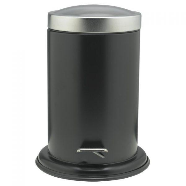 Sealskin pedaalemmer Acero - rvs - zwart -