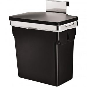 Simplehuman In-Cabinet inbouwprullenbak - 10 L