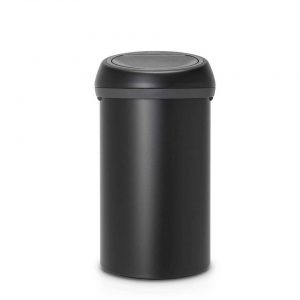 Touch Bin Afvalemmer - 60 liter - Moonlight Black