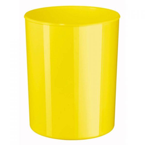 papierbak HAN i-Line New Colours 13 liter geel