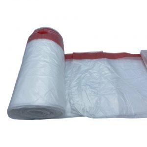 4cookz® 50 stuks universele Vuilniszakken voor afvalscheidingsprullenbak Smart Waste