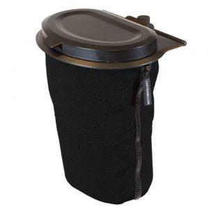 Cartrash autoprullenbak Flextrash S 3 liter zwart