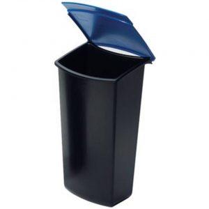 Han papiermand Mondo inzetbakje: blauw (ft 15