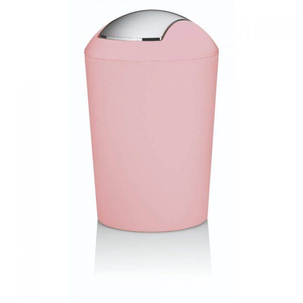 Marta Afvalemmer - 5 liter - Roze - Kela